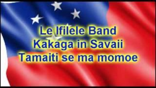 Kakaga Le Ifilele Band
