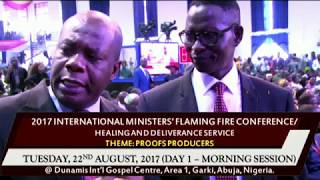POWER FOR PROOFS-IMFFC2017/HEALING AND DELIVERANCE SERVICE 22-08-2017 (DA