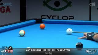 2017 US Open 8-Ball: Van Boening vs Pagulayan