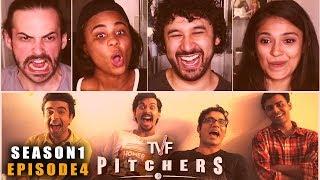 SERIES REVISIT: TVF PITCHERS | S1E4 | Greg, John, Cort & Sharmita!