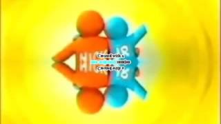 Noggin And Nick Jr Logo Collection in Anger Creep Major