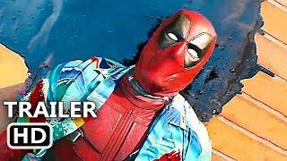 DEADPOOL 2 Extra Footage Blu-Ray Trailer (NEW 2018) Ryan Reynolds Movie HD