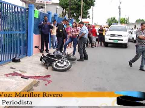 Muere delincuente tras ser tiroteado en el barrio Andrés Eloy Blanco NC