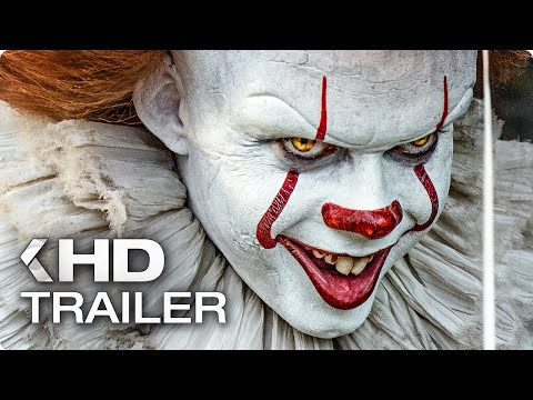 It ALL Trailer & Clips (2017)