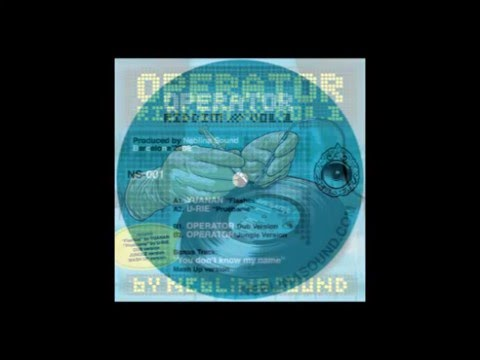 Bonus Track  - Mash Up Version (operator riddim)
