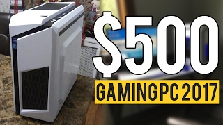 Build a $500 CONSOLE-KILLER Gaming PC for 2017! (Intel Kaby Lake)