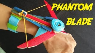 How to make the Phantom Blade (Assassins Creed) | wrist Crossbow