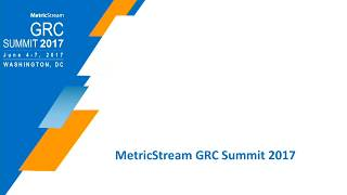 GRC Summit 2017 - Day Three
