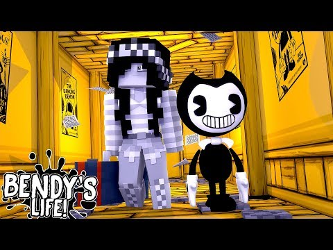 Xxx Mp4 Minecraft BENDY S LIFE PREGANT LEAH MOVES INTO BENDY S INK FACTORY REPLACES ALICE ANGEL 3gp Sex