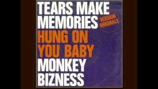 Monkey Bizness (Alain Bashung) - Hung On You, Baby - 1977 (rare 45 tours)