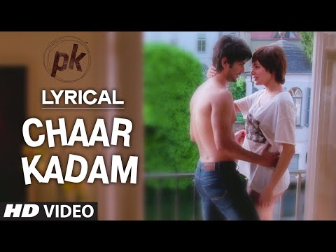 Xxx Mp4 39 Chaar Kadam 39 Full Song With LYRICS PK Sushant Singh Rajput Anushka Sharma T Series 3gp Sex