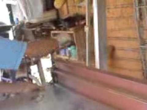 dobladora de lamina casera