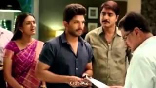 sarinodu comedy dailogs