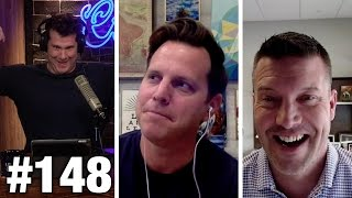 #148 OMG NUCLEAR GORSUCH! Dave Rubin and Tim Schmidt | Louder With Crowder
