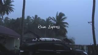 Rain Express. Bengkulu Surf Trip To Harin Surfcamp