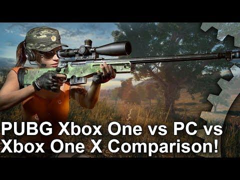 Xxx Mp4 4K PUBG Xbox One Vs PC Vs Xbox One X Graphics Comparison 3gp Sex