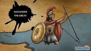 Persian and Greek Invaders | Ancient History of India | Educational Videos by Mocomi Kids