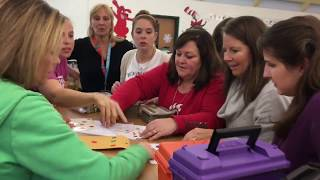 Teacher BreakoutEDU PD At McCormick Elementary School