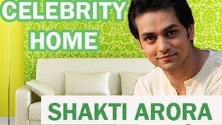 Watch Actor Shakti Arora's Pretty Home - Exclusive