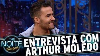 Entrevista com Arthur Moledo - Mamãefalei | The Noite (13/06/17)
