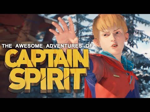 Xxx Mp4 The Awesome Adventures Of Captain Spirit With Great Power 3gp Sex
