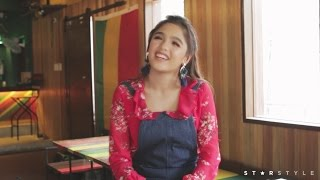 Firsts With Andrea Brillantes