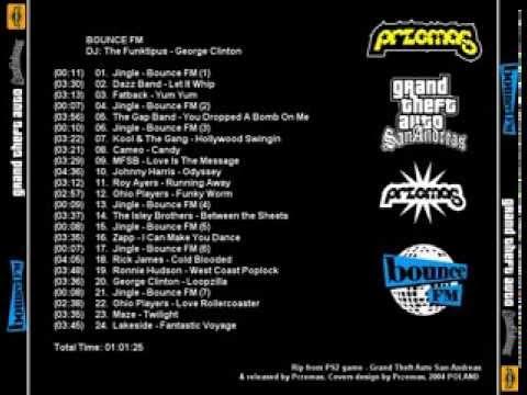 GTA:San Andreas - Bounce FM Full
