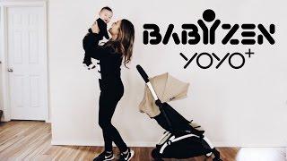 BabyZen YOYO+ Stroller Review & Demo   HAUSOFCOLOR