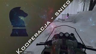 KOOPERACJA CS GO (#1) - Baza w śniegu