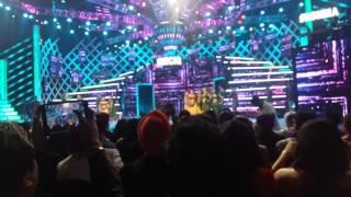 8th Royal Stag Mirchi Music Awards 2016: NAKASH AZIZ PERFORMANCE ON JABRA