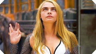 VALERIAN Final Trailer (2017) Cara Delevingne, New Movie Trailer 2017