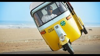 Ultimate Driver Of India Auto Rickshaw