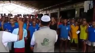 251 Filipino converts to Islam yesterday