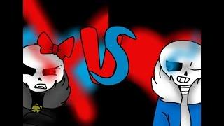 CrazyTale_Rap-Battle_Berry-Vs-UnderTale.Sans*Rap-by JT Machinima*(By:Baterka)