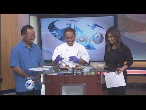 Hawaii Chefs Gather for Hawaii Foodbank Fundraiser