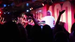 Bajaga - Život je nekad siv, nekad zut (The 100 Club, London 31/05/2014)