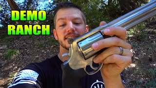 How Far Will Recoil Throw a Gun if You Aren't Holding It?