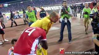 Boaci ispred sevra i Kanga se popeo na gol / FK Crvena zvezda -  FK Krasnodar 2:1