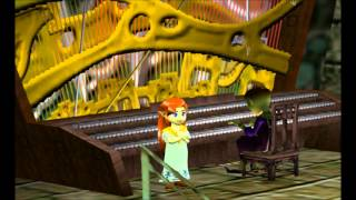 Malon singing the Song of Healing