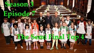 Masterchef Junior USA Season 3 Episode 7 2015