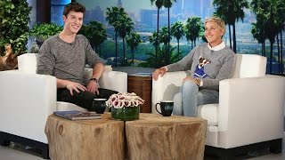 Shawn Mendes Talks Tattoos, Touring, and Making Memories