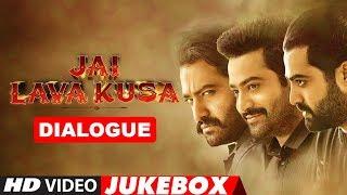 Jai Lava Kusa Dialogue Jukebox   Jai Lava Kusa Dialogues   Jr Ntr, Rashi, Nivetha   DSP