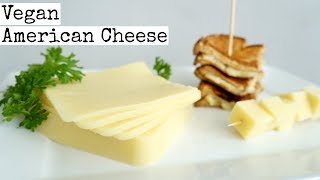 How To Make   Firm Vegan Cheese   Shreddable #2