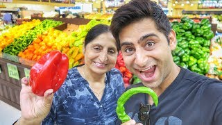 COOKING WITH MOM | BASIC GUIDE TO HEALTHY INDIAN RECIPES BY PUNJABI MOTHER