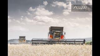2x+MASSEY+FERGUSON+9380+Delta++%E2%96%BA+Harvest+Slovakia+%E2%96%BA+Agro+Web+production