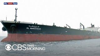 "Saudi Arabia claims ""sabotage attacks"" on oil tankers"