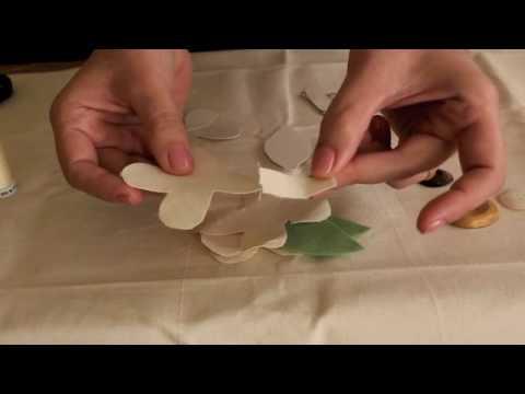 Vídeo aula reaproveitamento de retalhos de tecido
