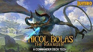 Nicol Bolas the Ravager Commander Deck Tech