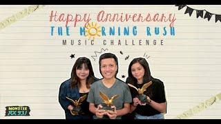 The Morning Rush Music Challenge