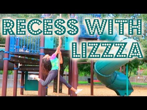 RECESS WITH LIZZZA Playground Memories Lizzza